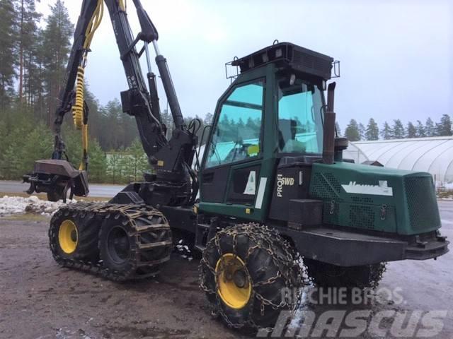 Nokka Profi 6WD / Naarva 1500-40E