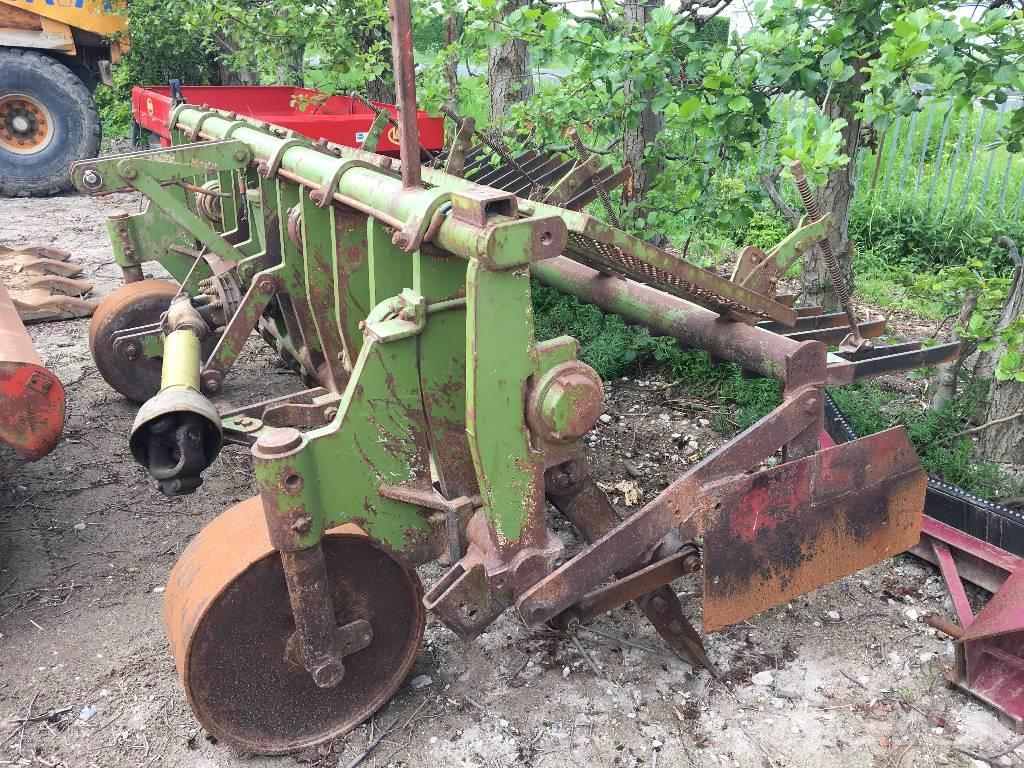 Celli NG12-310, Other tillage machines and accessories