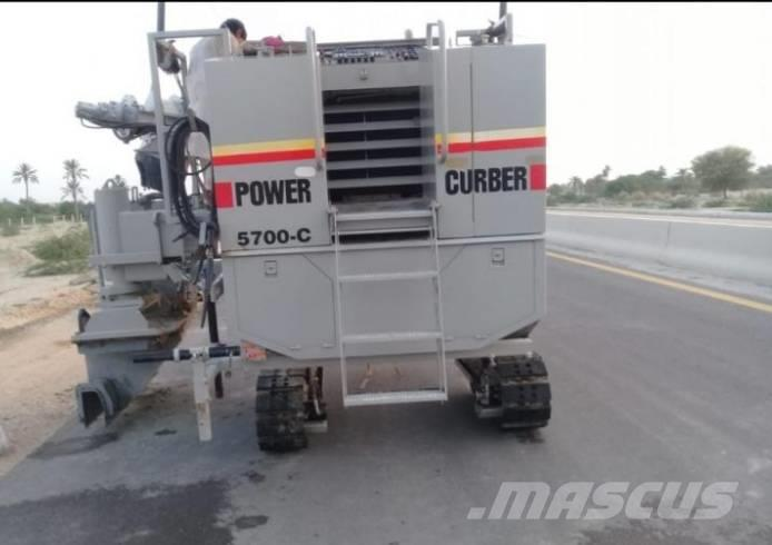 Power Curber 5700C