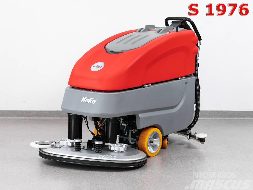 [Other] Scrubber Dryer Hako Scrubmaster B 90