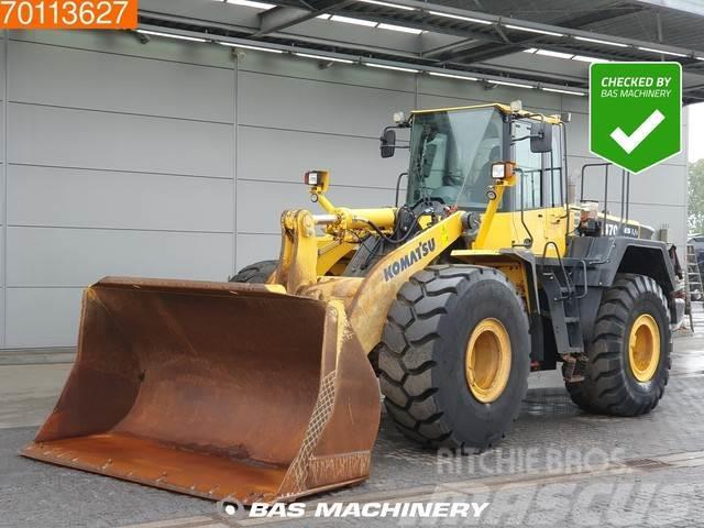 Komatsu WA470-6 German machine - good tyres