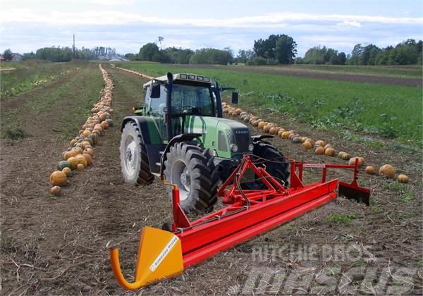 Prelog KM Plug za buče plow for pumpkins