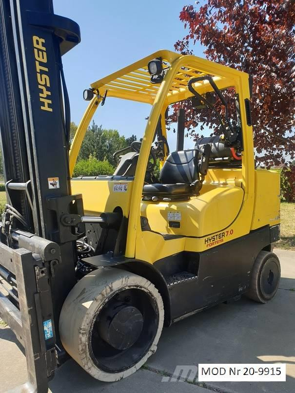 Hyster S 7.0FT