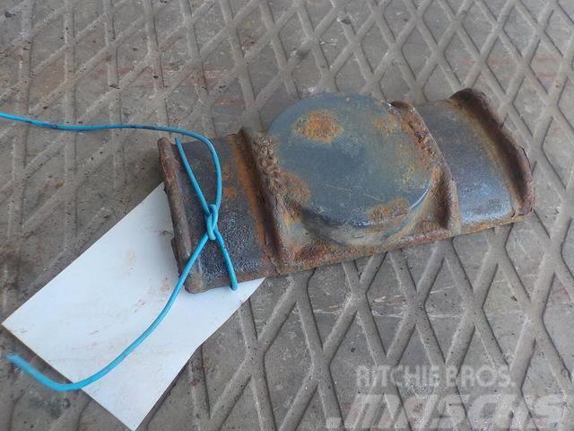 DAF XF105 Leaf spring plate 962023