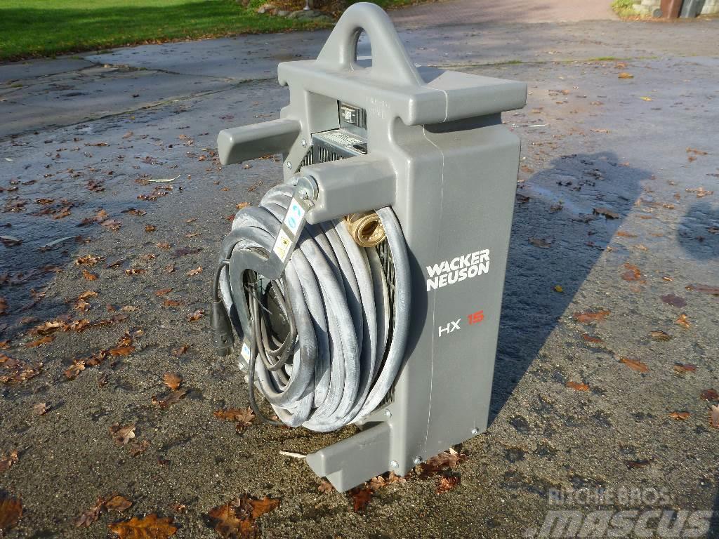 Used Wacker Neuson Hx15 Heat Exchanger 50hz Heating And