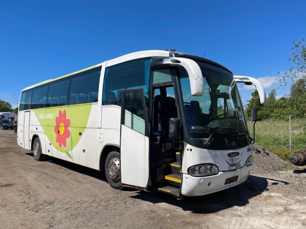 Scania IRIZAR CENTURY BUS / MANUEL / RETRADER