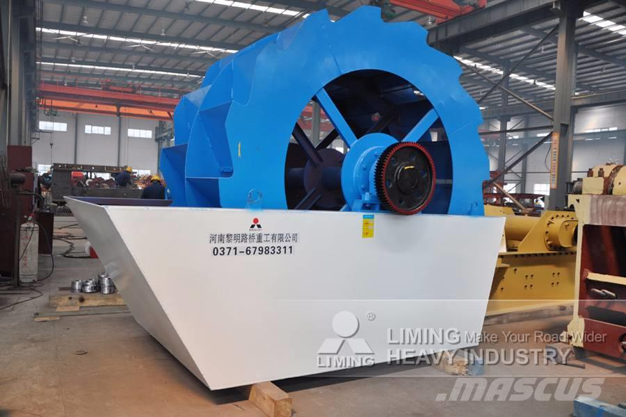 Liming 50-100 TPH Sand Washing Machine
