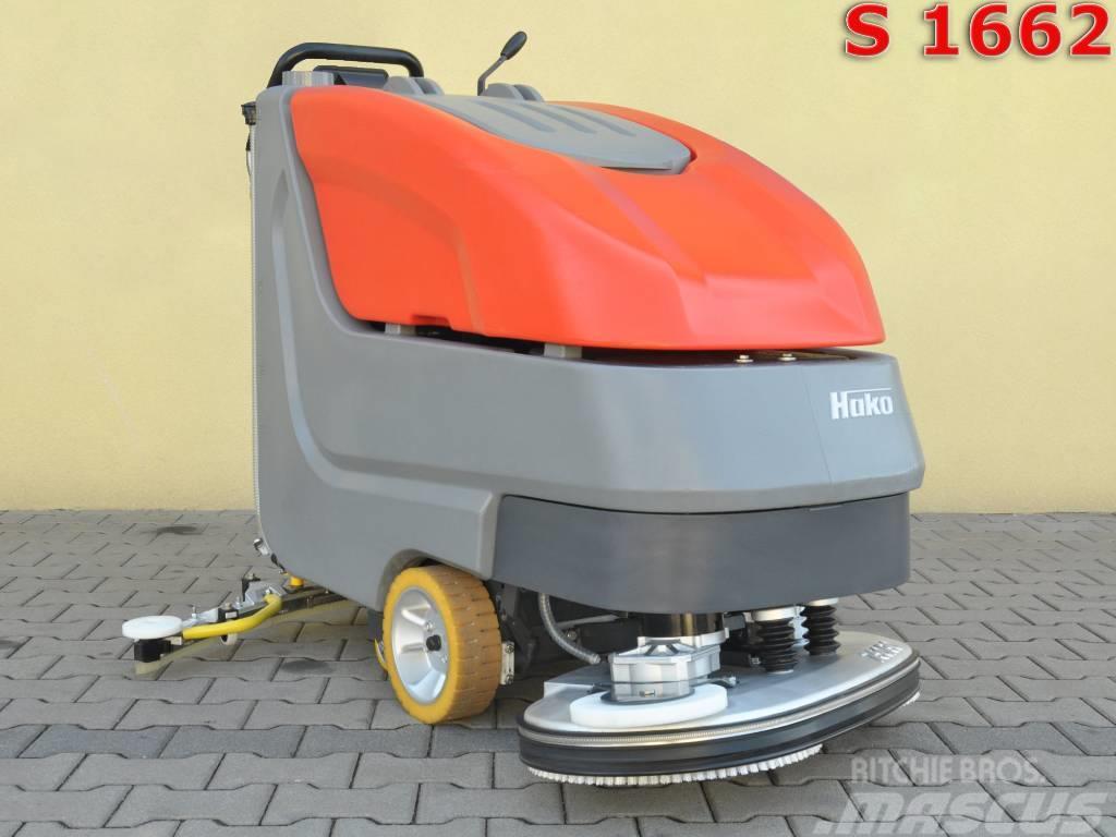 [Other] Scrubber dryer HAKO SCRUBMASTER B90