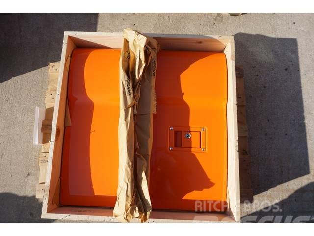 Doosan Rechter deur DX140W-160W / 110982-00864
