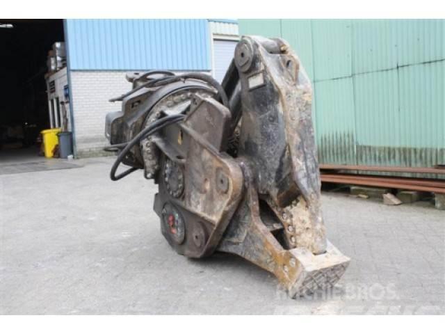 Verachtert Demolitionshear VTS30 / MP15 S