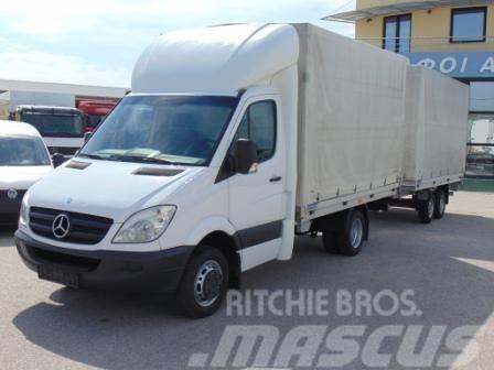 Mercedes-Benz 516 CDI /EURO 5- ΜΕ ΡΥΜΟΥΛΚΑ
