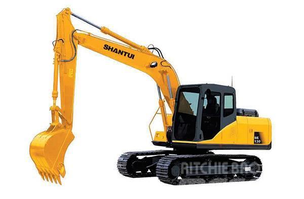 Shantui SE130 Crawler Excavator