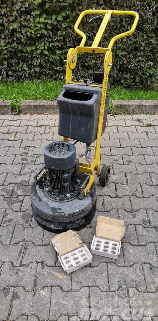 Schwamborn Betonschleifmaschine DSM 430 SL