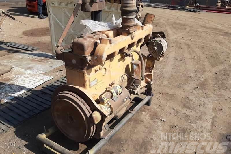 CASE 41BD Engine Vintage
