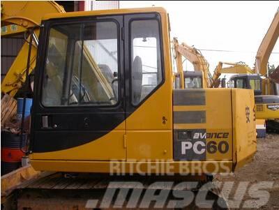 Komatsu PC60-6