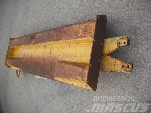 Komatsu HM300 used tailgate