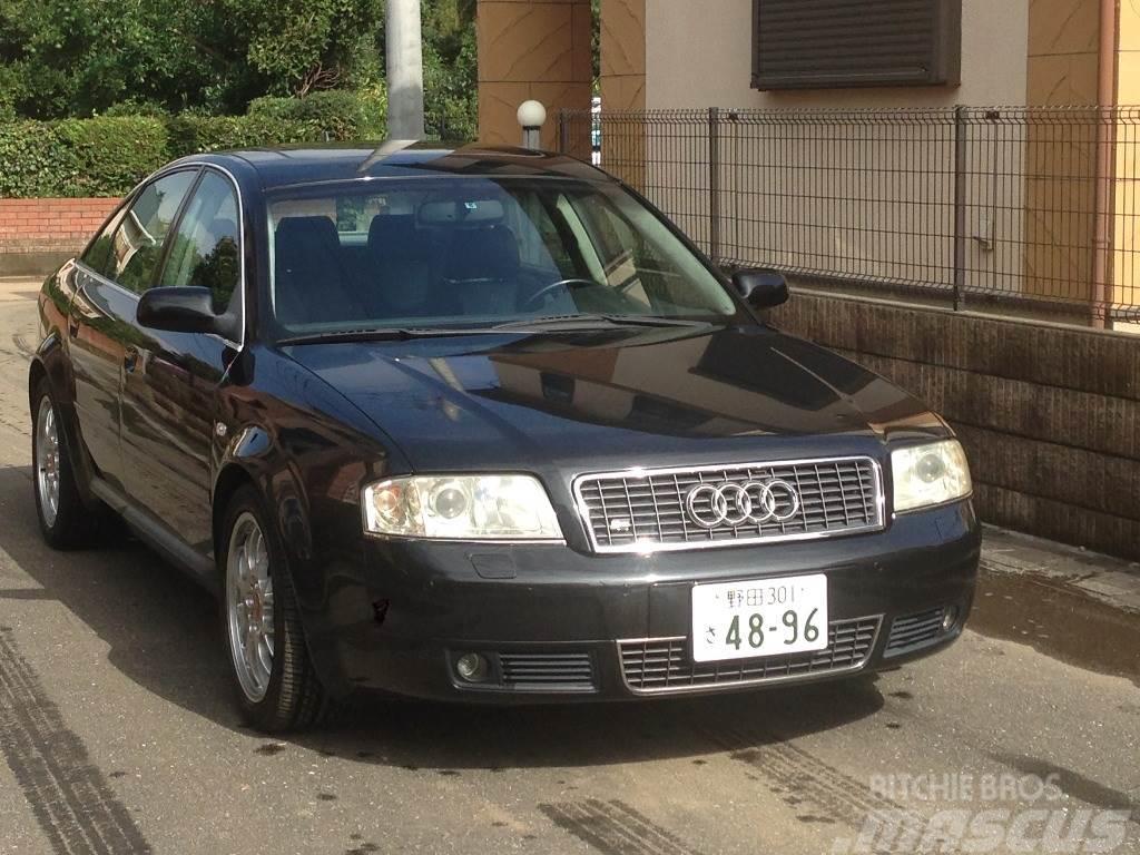 Audi GH-4BANKF