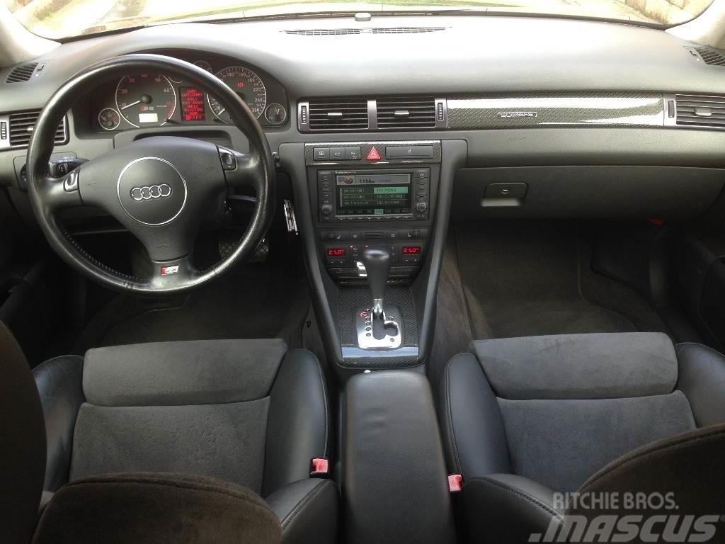 Audi GH-4BANKF, 2003, Personbilar