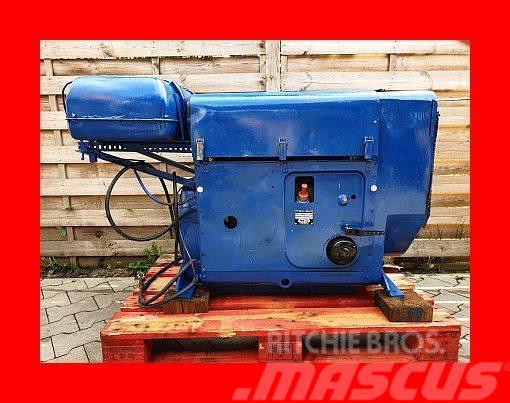 Hatz 4L40C SLNIK SPALINOWY MOTOR ENGINE 4L 4L40C 4L41C