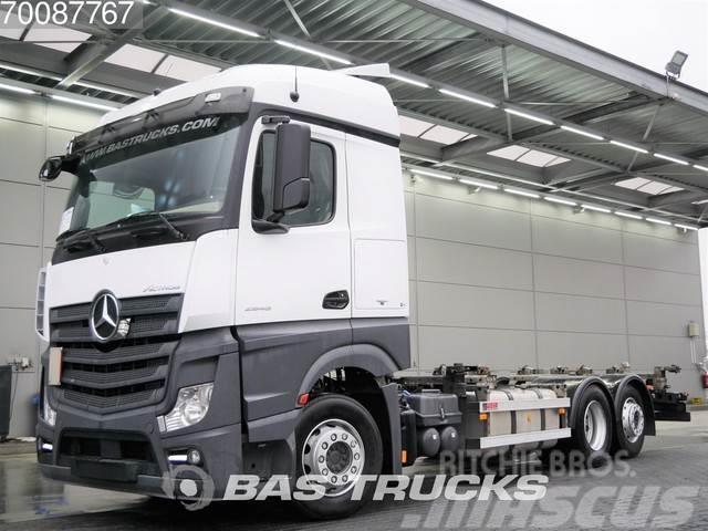Mercedes-Benz Actros 2545 LL 6X2 Retarder Liftachse Powershift E