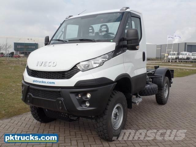 Iveco Daily 55-170 Euro6 (8 Units)