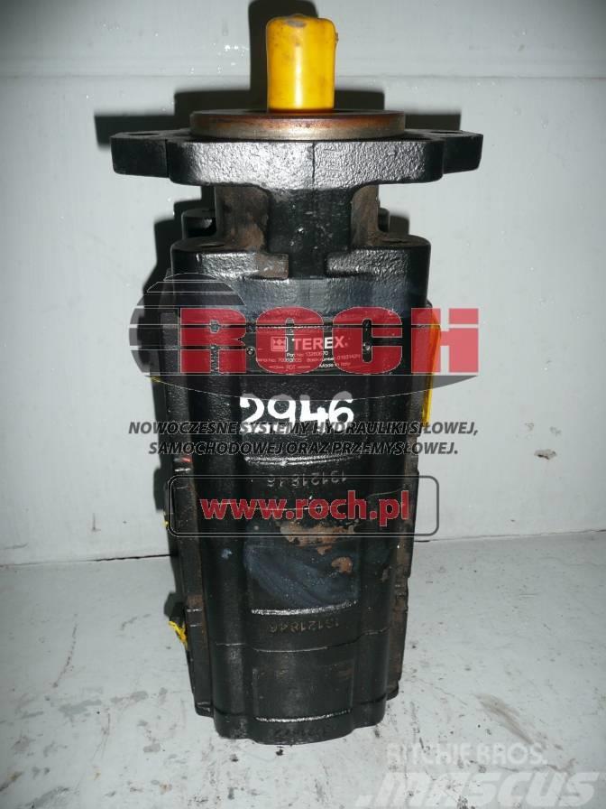 Terex Crusher Pompa 13260670 7991000S