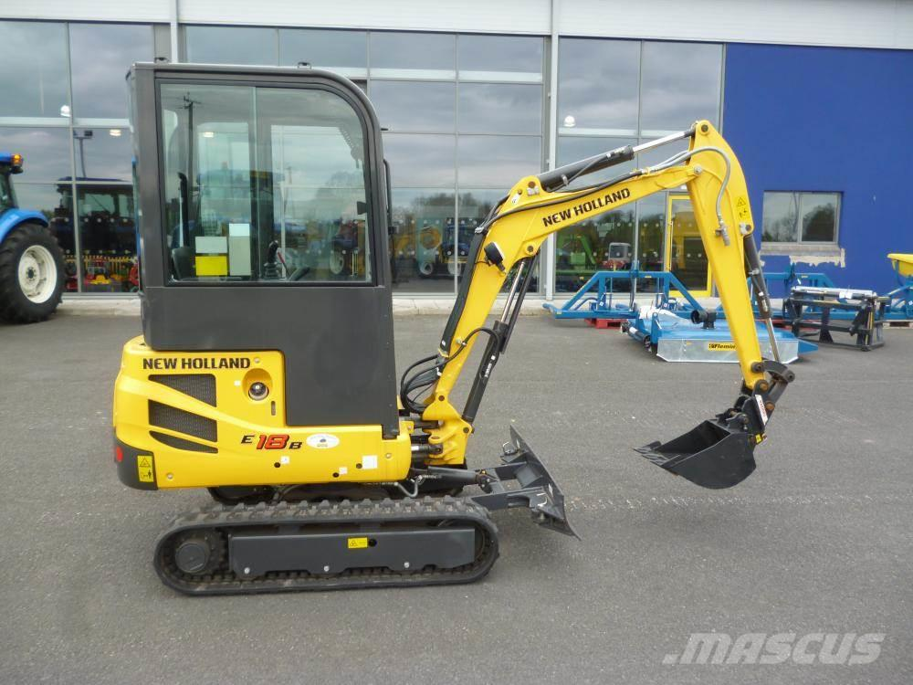 New Holland E 18 B