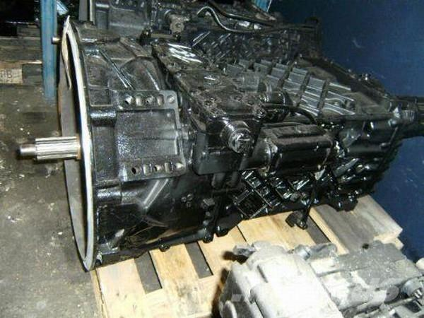 ZF Getriebe 16 S 181 / 16S181 MAN, 1995, Växellådor