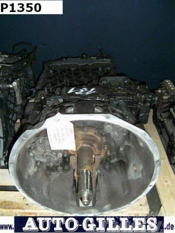 ZF Getriebe 16 S 181 / 16S181 MAN