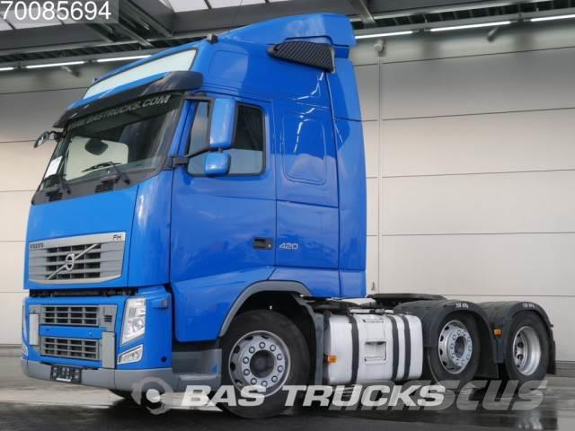 Volvo FH 420 6X2 Manual Liftachse Euro 5
