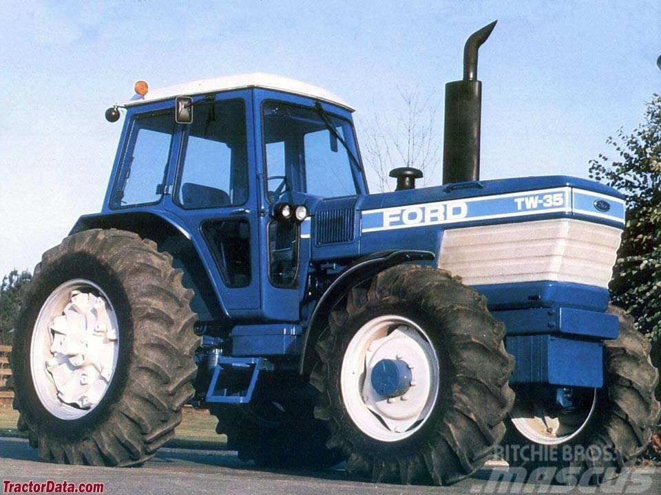 ERT13945 FORD TW-35
