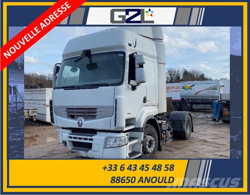 Renault Premium 380 DXi *ACCIDENTE*DAMAGED*UNFALL*