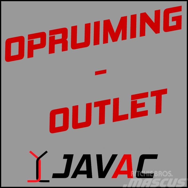 Javac Compressoren - 3 PK tot 75 PK - Occasie modellen