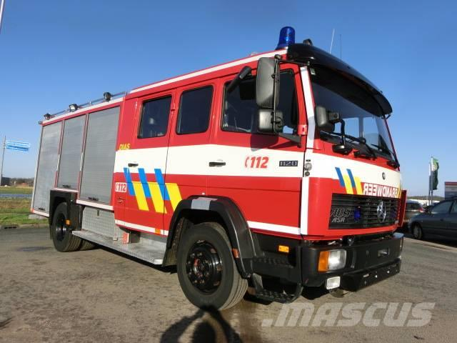 Mercedes-Benz 1124F Fire Truck