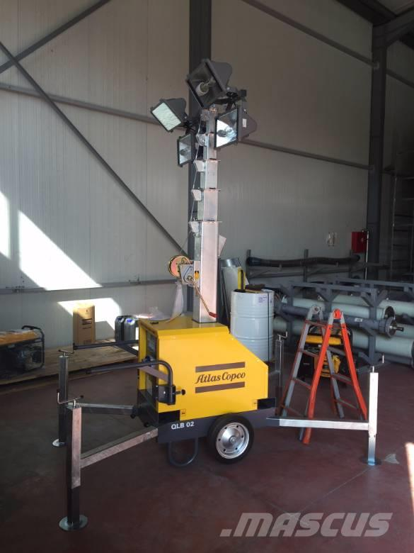 Atlas Copco Light tower QLB 02