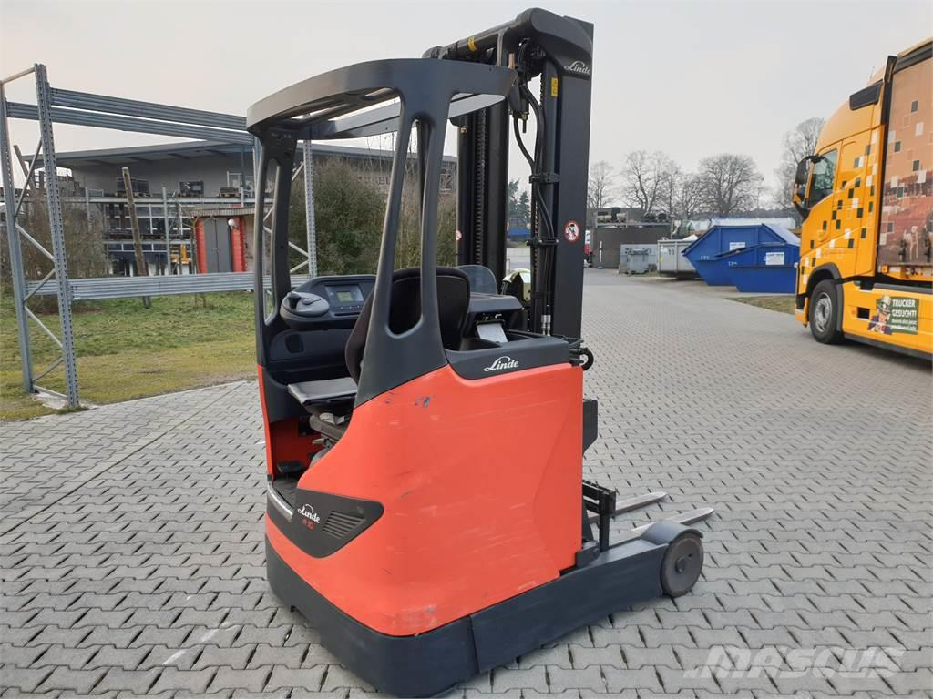 Linde R10B-01 (1120) only 1924 hours