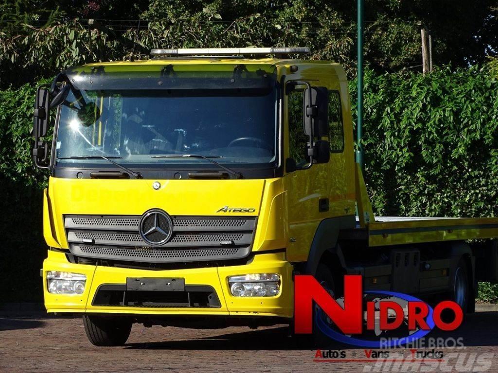 Mercedes-Benz Atego 921 E6 DC TOWTRUCK AIRCO LOADCAP 2960 KG