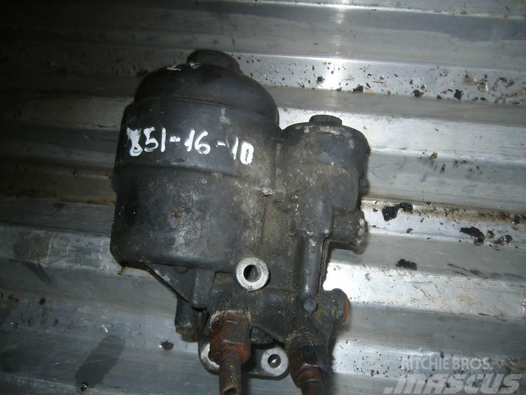 Mercedes-Benz ATEGO 1823 OM906,230HP pump