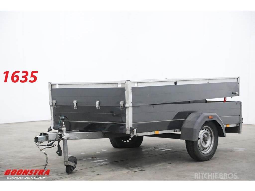 Anssems GT 750V Glazenwasser / Schoonmaak aanhanger