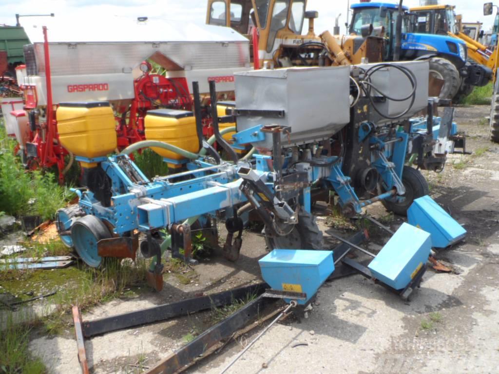 MaterMacc 6, 2002, Sättare och planteringsmaskiner