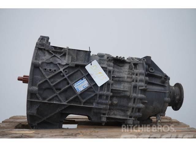 ZF 12AS2130DD TG-X