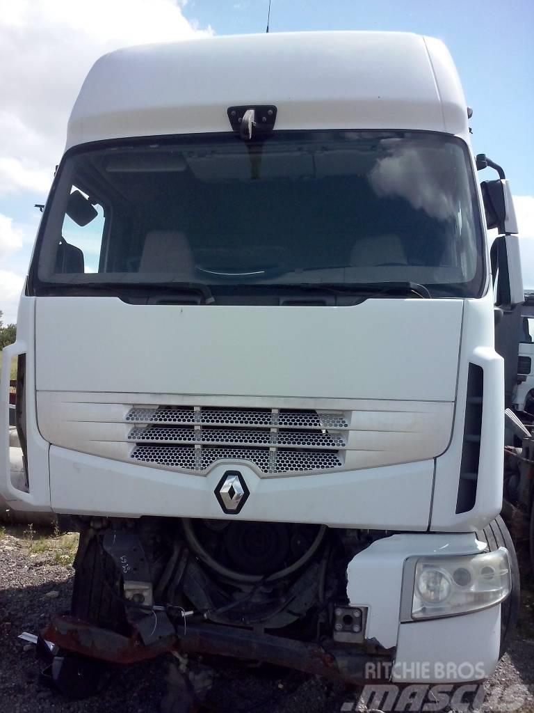 Renault na części Premium 450 DXI