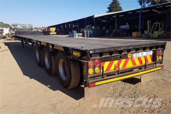 [Other] Unspecified BDJ Tri Axle Stepdeck