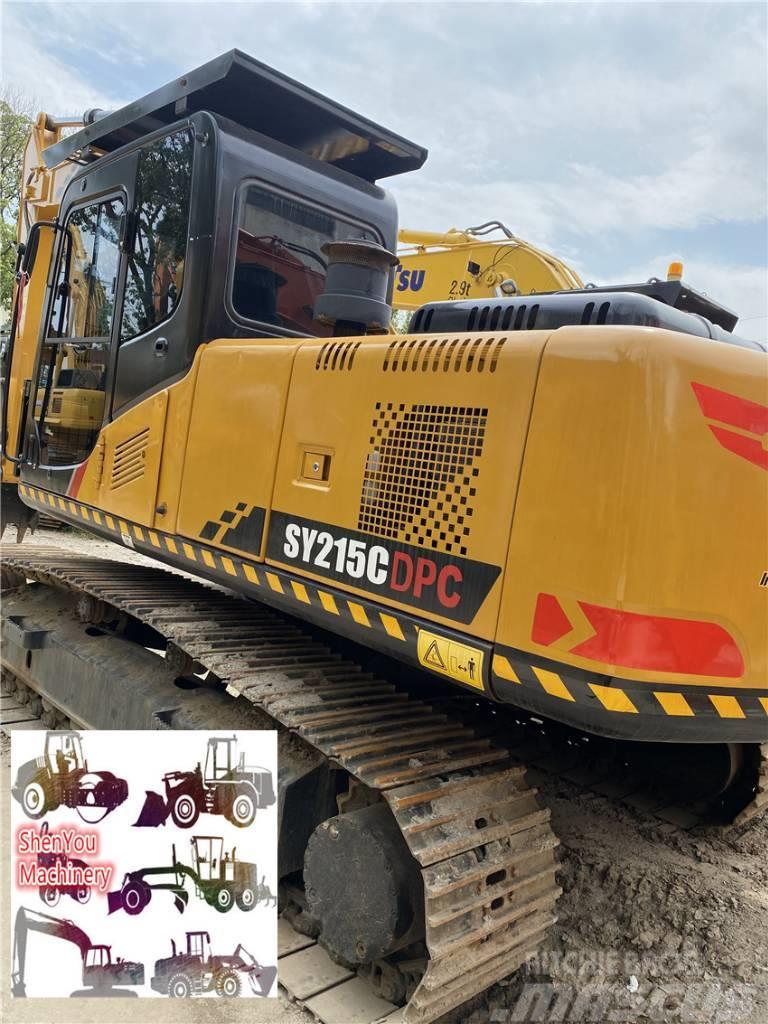 Sany SY 215 C   Used SANY Excavator