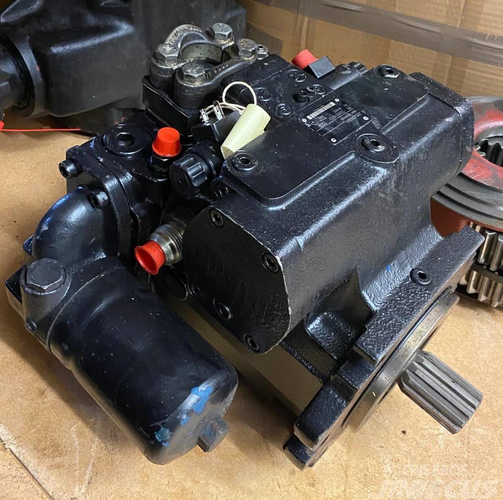 John Deere Timberjack Bomba de Transmissão Usada 1270D/1470D