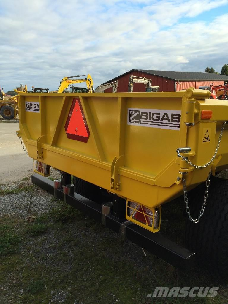 Bigab T8, Övriga vagnar
