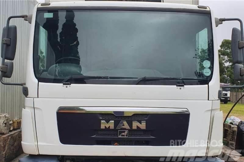 MAN 2010 MAN TGM 15.240