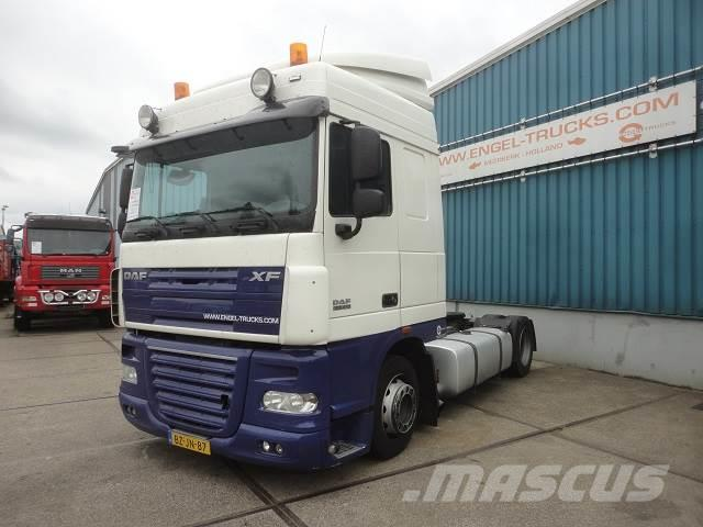 DAF FT XF105-410 LOW DECK (EURO 5 EEV / AS-TRONIC / MX