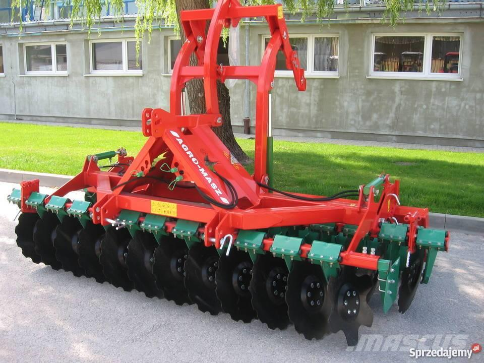 Agro-Masz AT30 Plate Cultivation Aggregate