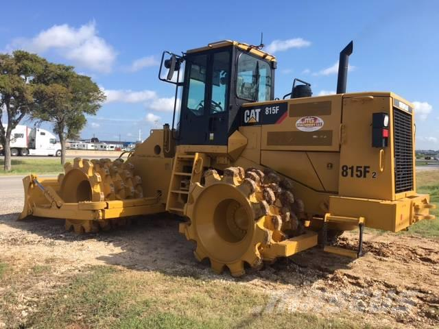 caterpillar 815f2 for sale austin tx price 315 000